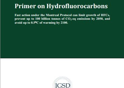 Primer on Hydrofluorocarbons