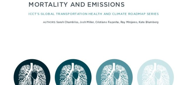 The impact of vehicle and fuel standards on premature mortality and emissions